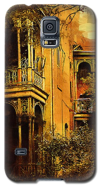 Old World Charm Galaxy S5 Case by Kirt Tisdale