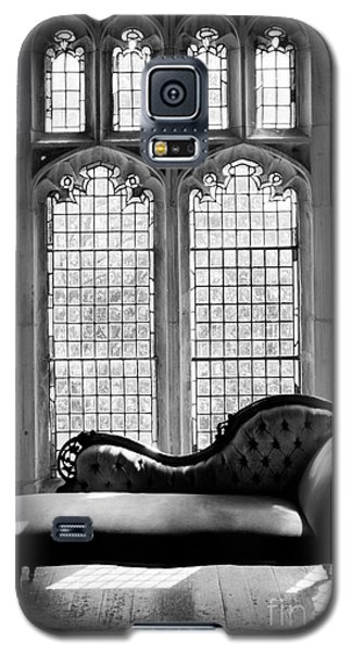 Galaxy S5 Case featuring the photograph Old World by Serene Maisey