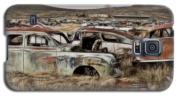 Old Wrecks Galaxy S5 Case