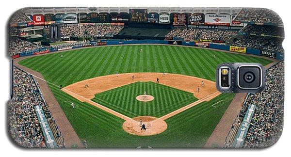 Yankee Stadium Galaxy S5 Case - Old Yankee Stadium Photo by Horsch Gallery