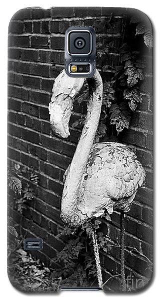 Old Yard Flamingo Galaxy S5 Case