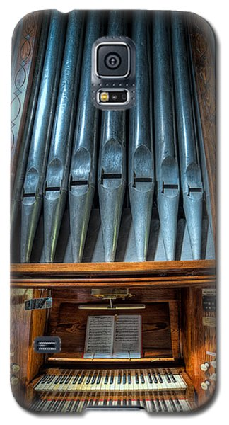 Olde Church Organ Galaxy S5 Case