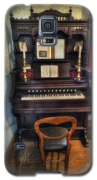 Olde Piano Galaxy S5 Case
