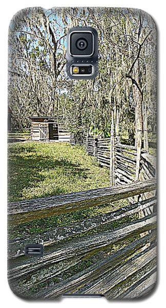 Ole Horse Barn Galaxy S5 Case