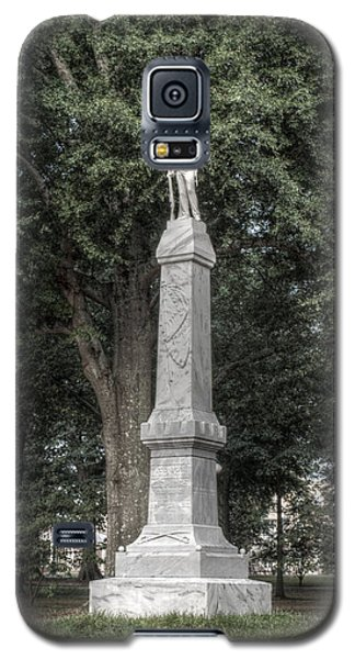 Ole Miss Confederate Statue Galaxy S5 Case by Joshua House