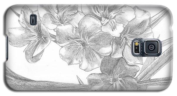 Oleander Galaxy S5 Case