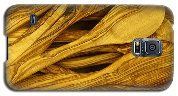 Olive Wood Galaxy S5 Case