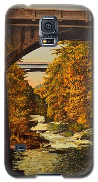 Olympia Galaxy S5 Case