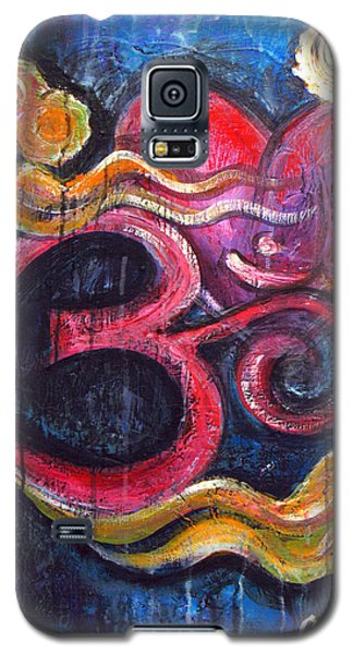 Om Heart Of Kindness Galaxy S5 Case