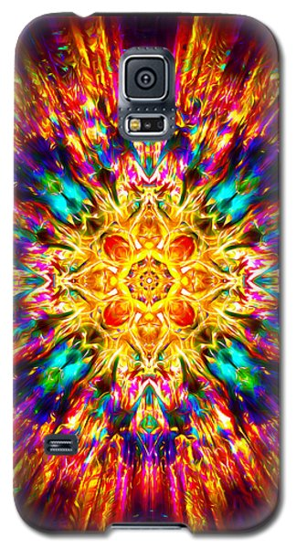 Om Mani Padme Hum Galaxy S5 Case