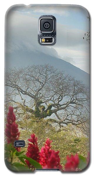 Ometepe Island 1 Galaxy S5 Case