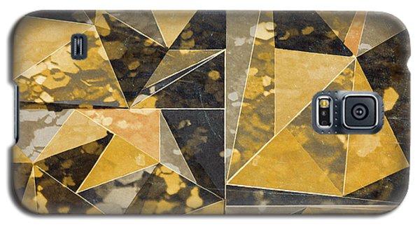 Omg Modern Triangles II Galaxy S5 Case by south Social Studio