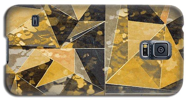 Galaxy S5 Case - Omg Modern Triangles II by south Social Studio