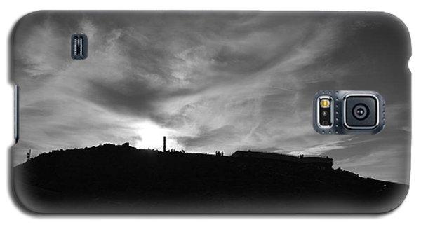 Ominous Sky Over Mt. Washington Galaxy S5 Case