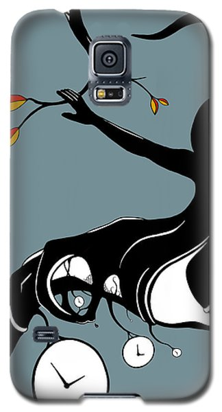 On A Limb Galaxy S5 Case