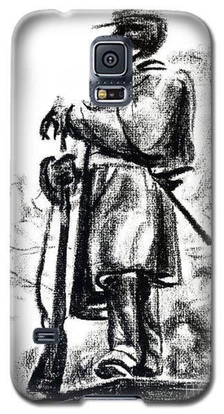 On Duty In Brigadoon  No Ch101 Galaxy S5 Case