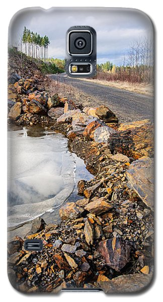 On Frozen Pond Collection 6 Galaxy S5 Case