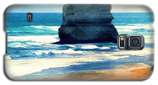 On Gibson Beach Galaxy S5 Case by Dennis Lundell