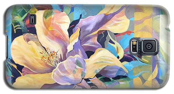On Gossamer Wings Galaxy S5 Case by Rae Andrews