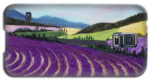 On Lavender Trail Galaxy S5 Case