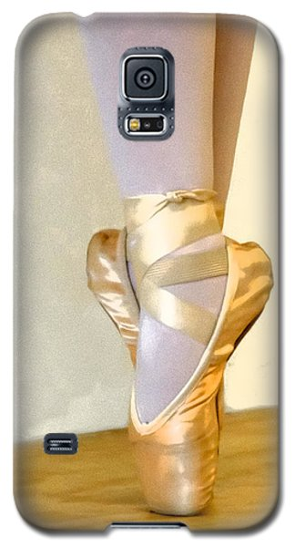 Ballet Toes On Point Galaxy S5 Case