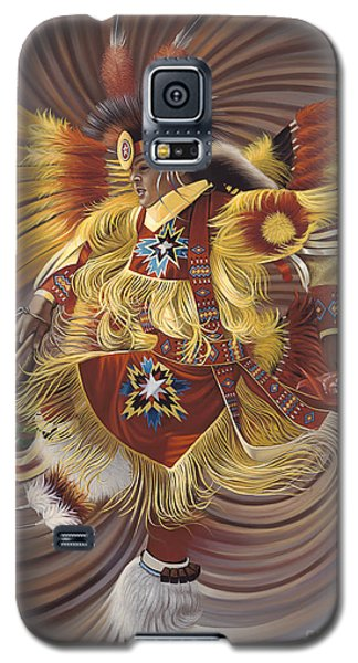 On Sacred Ground Series 4 Galaxy S5 Case