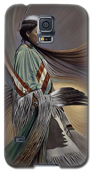 On Sacred Ground Series I Galaxy S5 Case