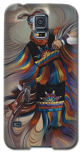 On Sacred Ground Series II Galaxy S5 Case