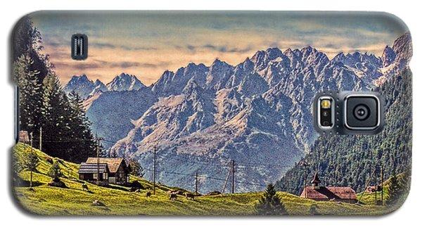 On The Alp Galaxy S5 Case