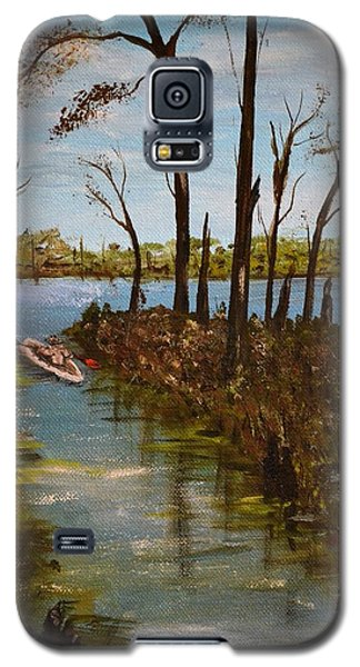 On The Bayou Galaxy S5 Case