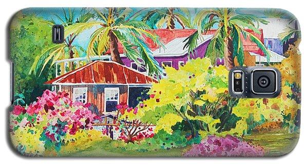 On The Big Island Galaxy S5 Case