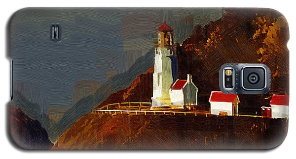 On The Bluff Galaxy S5 Case by Kirt Tisdale