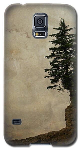On The Edge Galaxy S5 Case by Marilyn Wilson