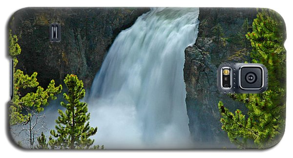 Galaxy S5 Case featuring the photograph On The Edge by Nick  Boren