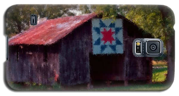 On The Farm Galaxy S5 Case by Ken Frischkorn