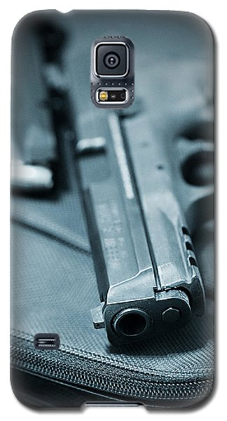 On The Lam Galaxy S5 Case by Trish Mistric