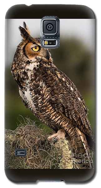 On The Look Out Galaxy S5 Case