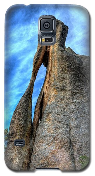 On The Needles Highway 3 Galaxy S5 Case