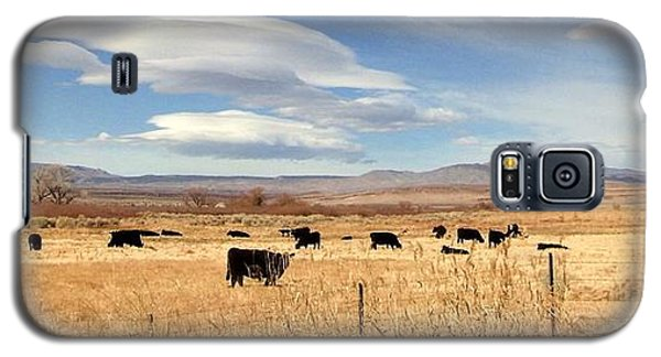 On The Open Lands Galaxy S5 Case