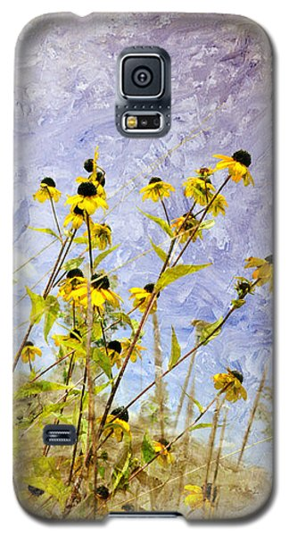 On The Prairie Galaxy S5 Case