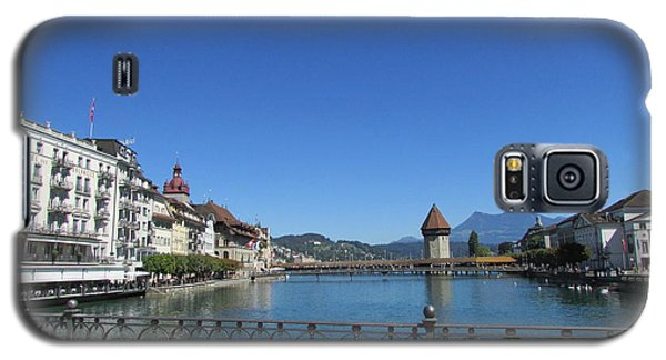 On The Reuss River Galaxy S5 Case