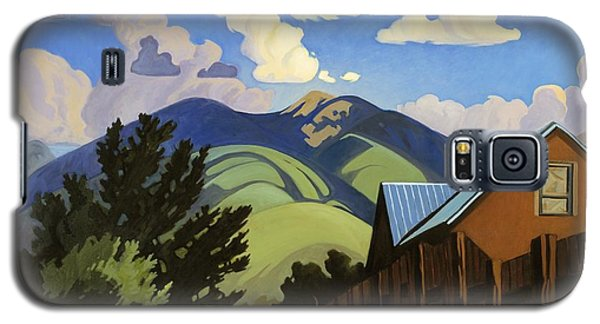 On The Road To Lili's Galaxy S5 Case by Art James West