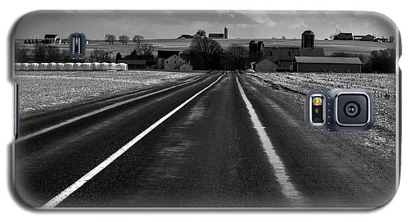 On The Road Galaxy S5 Case
