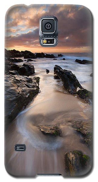 On The Rocks Galaxy S5 Case