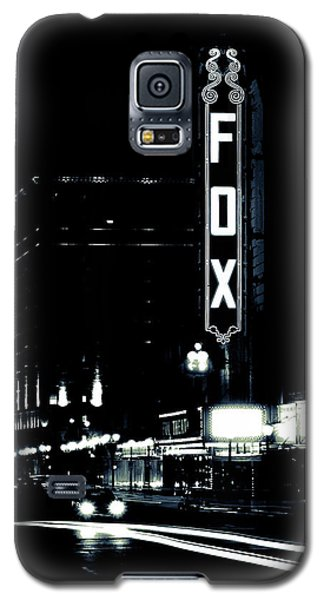On The Town Galaxy S5 Case by Scott Rackers