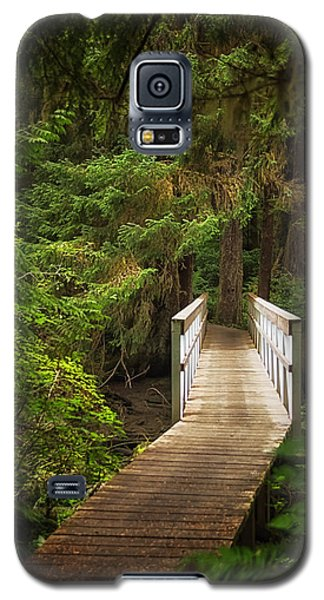 On The Trail Galaxy S5 Case