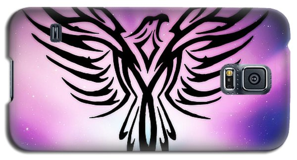 On The Wings Of Eagles Galaxy S5 Case by Mindy Bench