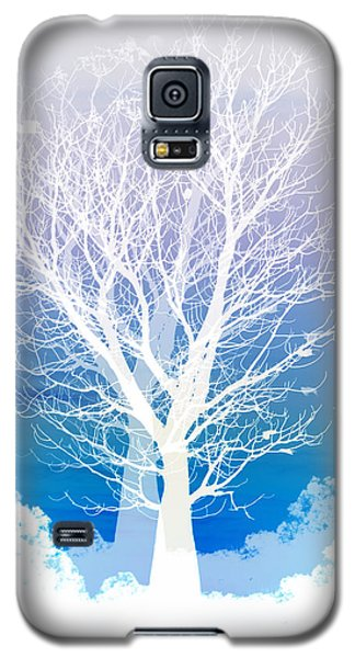 Galaxy S5 Case featuring the photograph Once Upon A Moon Lit Night... by Holly Kempe