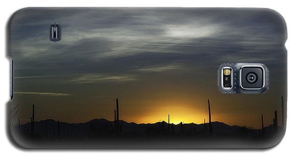 Galaxy S5 Case featuring the photograph Once Upon A Time In Mexico by Lynn Geoffroy