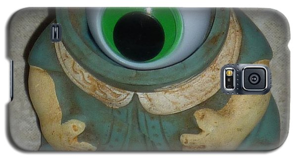 One Eyed Doll Galaxy S5 Case by Douglas Fromm